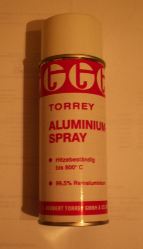9,38 €/l  Aluminium-Spray 400 ml